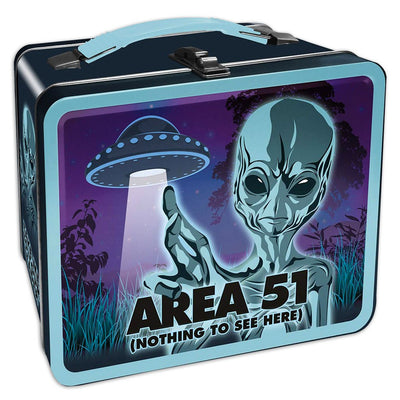 Area 51 Lunch Box