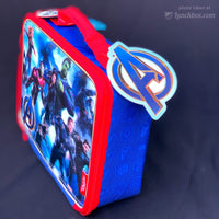 Avengers Boys Lunch Box