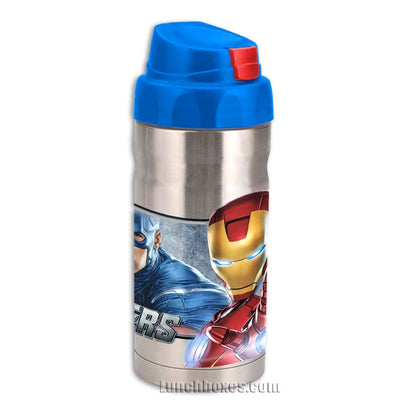 Kids Drink Thermos Bottle - The Avengers