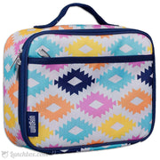 Aztec Print Lunch Box