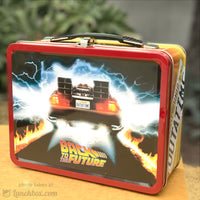 Back to the Future Metal Lunchbox