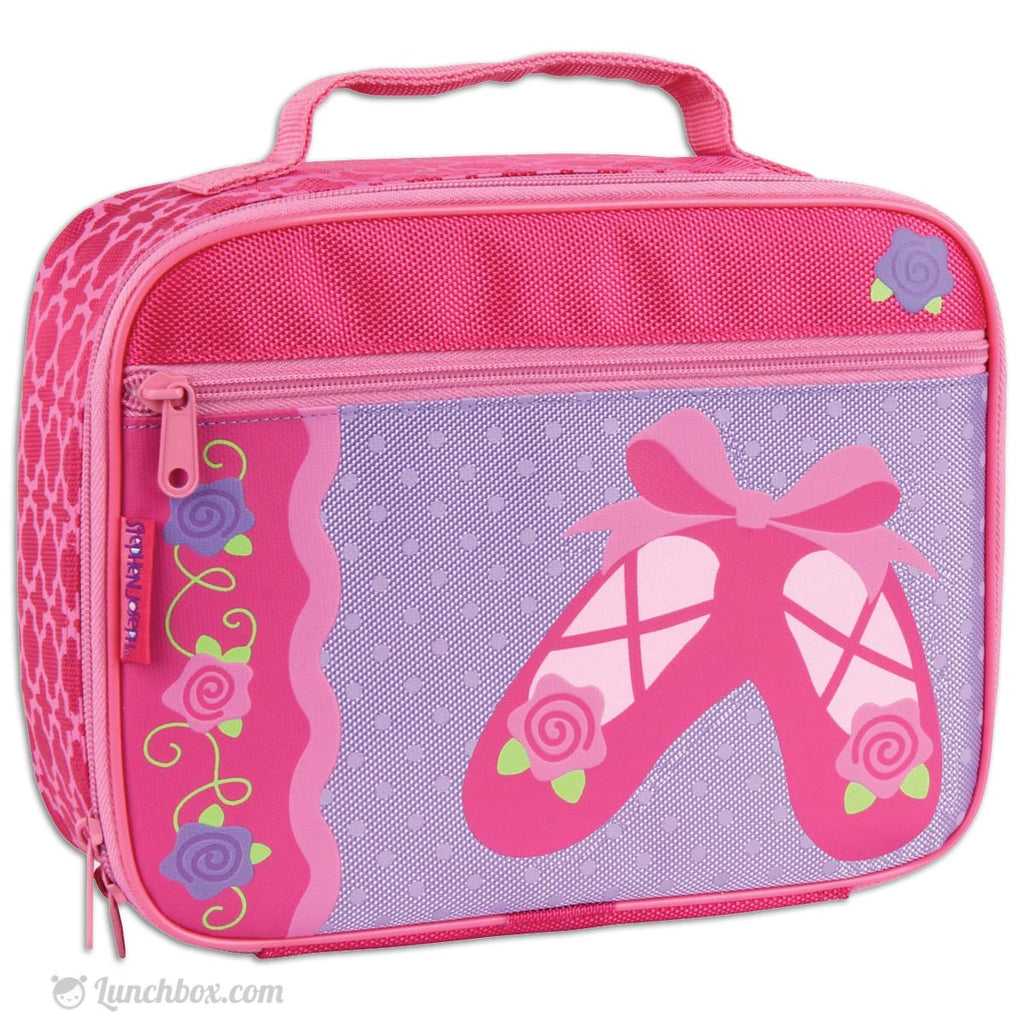 Ballet Slippers Lunch Box