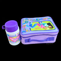 Barbie Lunch Box and Thermos Bottle