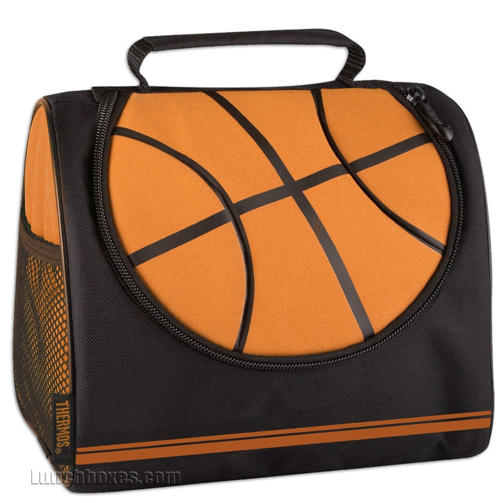 Basketball Insulated Lunch Box