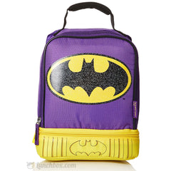 Batgirl Insulated Lunch Box
