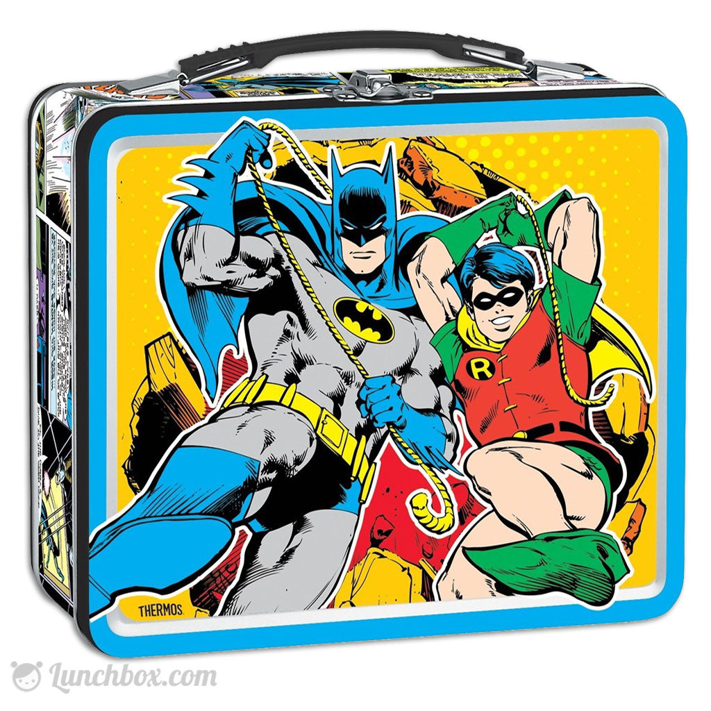 Batman Metal Lunch Box