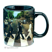 The Beatles Abbey Road Coffee Mug