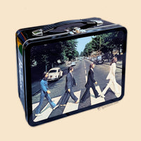 The Beatles Abbey Road Metal Lunch Box