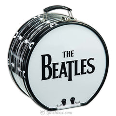 The Beatles - Drum Shaped - Lunchbox Tote