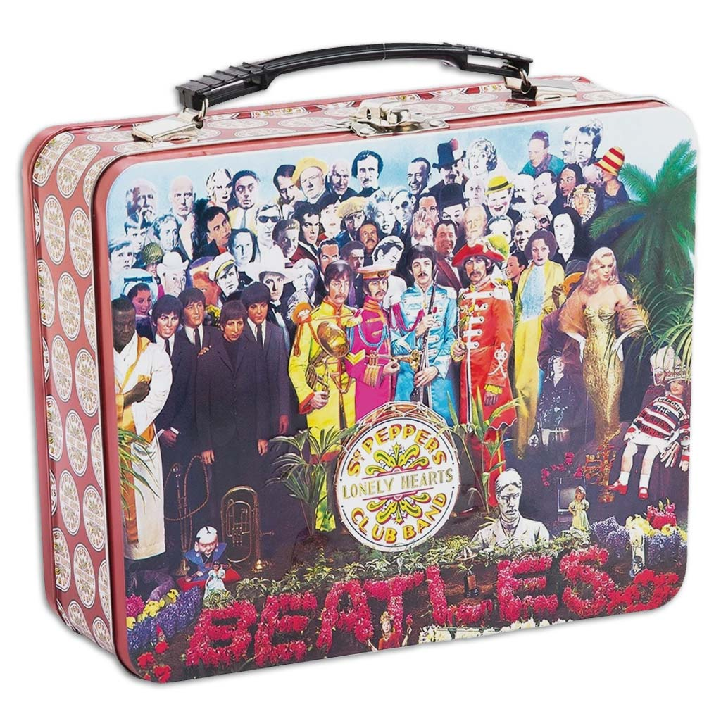 Beatles Lunch Box