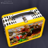 Beatles Metal Lunch Box