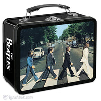 The Beatles Metal Lunchbox