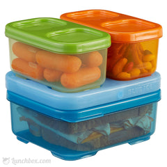 Kids Bento Lunchbox Container Kit