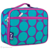 Big Dots - Aqua - Lunchbox