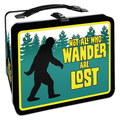 Bigfoot Lunch Box
