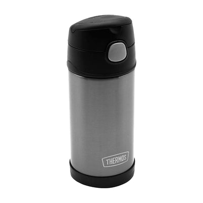 Black Thermos Bottle