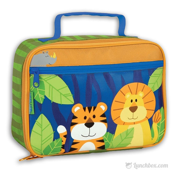 Boy Zoo Lunch Box