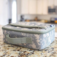 Boys Camo Lunch Box