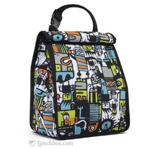 Boys Insulated Lunch Bag