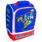 Boys Motocross Insulated Lunchbox