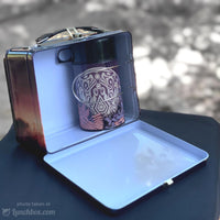 Breaking Dawn Metal Lunch Box with Thermos Bottle