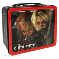 Bride of Chucky Metal Lunch Box