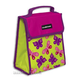 Butterflies Insulated Lunch Sack
