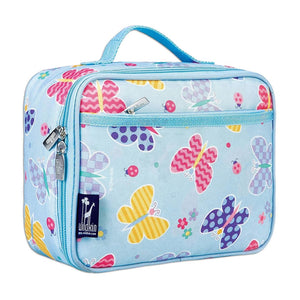 Butterfly Garden Lunch Box