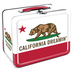 California Dreamin' Lunch Box