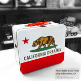 California Dreaming Lunch Box