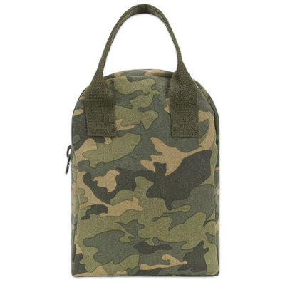 Camo Lunch Bag