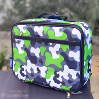 Camouflage Lunchbox