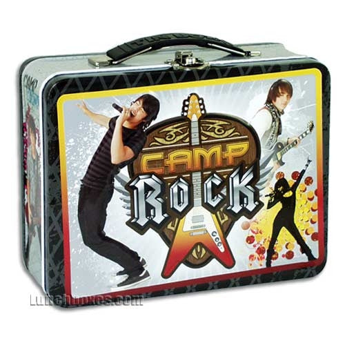 Camp Rock - Guitar - Snackbox