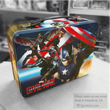 Captain America Lunchbox