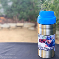Captain America Thermos Bottle