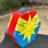 Captain Marvel Lunch Box