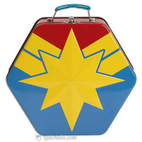 Captain Marvel Lunchbox