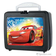 Disney Cars Plastic Lunch Box