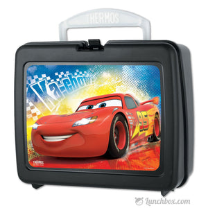 Cars Plastic Lunch Box