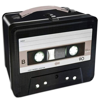 Cassette Tape Lunch Box