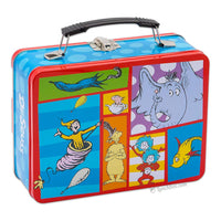 Cat in the Hat Metal Lunch Box