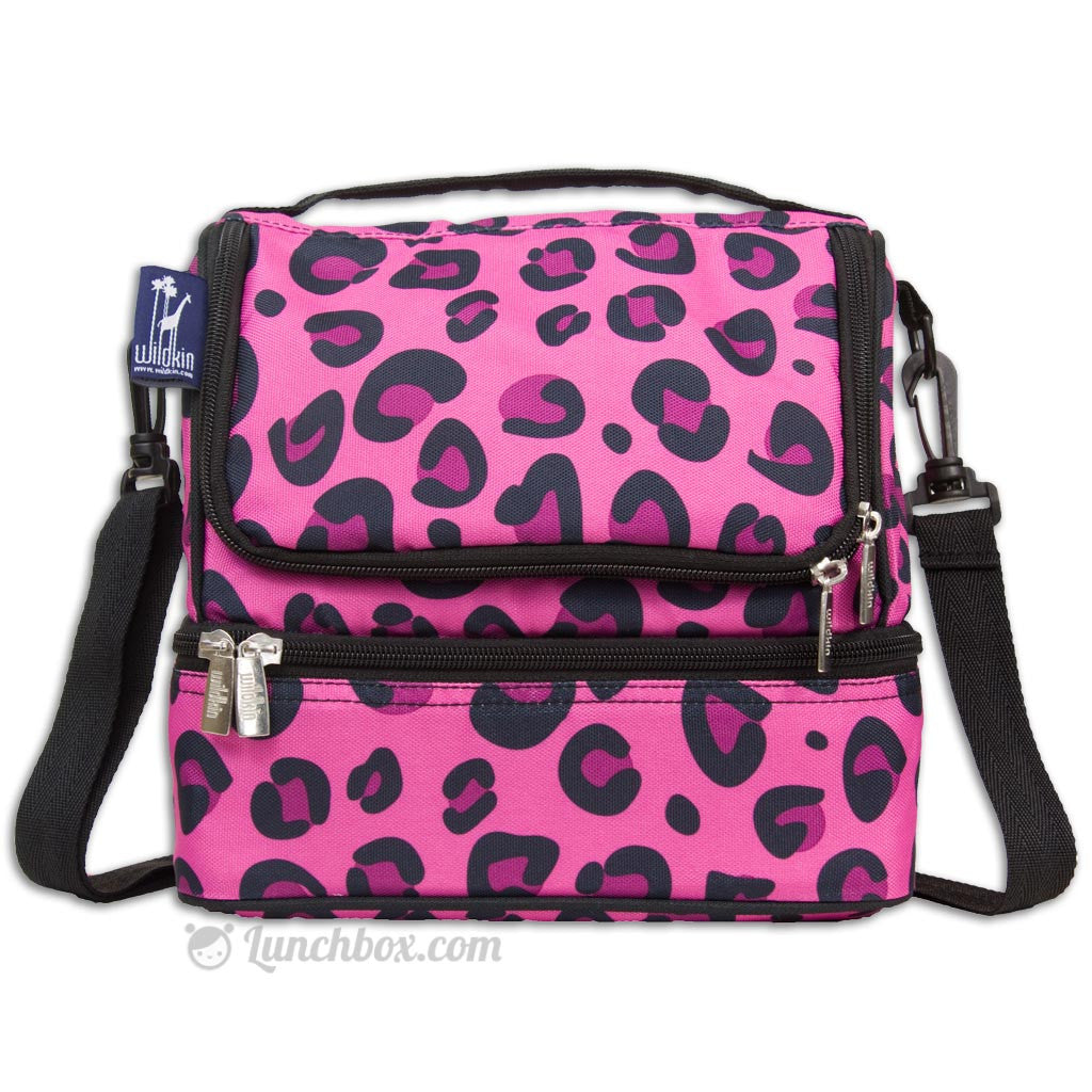 Cheetah Print Lunch Box