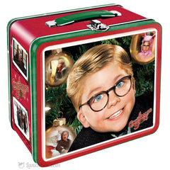 A Christmas Story Lunch Box