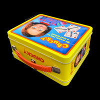 Chucky Metal Lunch Box