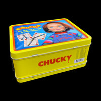 Chucky Metal Lunchbox