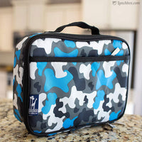 Classic Camo Lunch Box