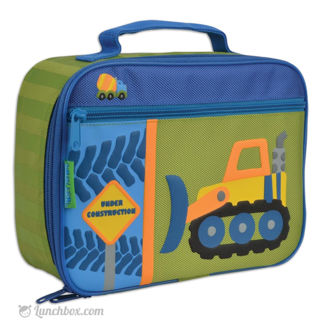 Construction Worker Lunch Box