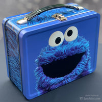 Cookie Monster Lunch Box