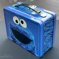 Cookie Monster Metal Lunch Box