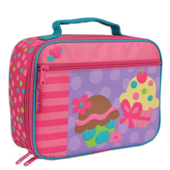 Cupcake Insulated Lunch Box